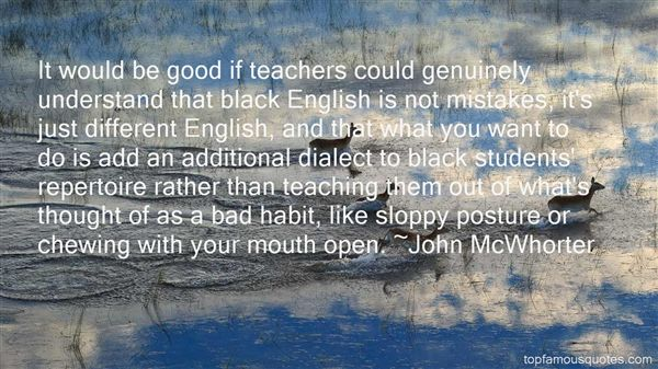 Quotes About Chewing With Your Mouth Open