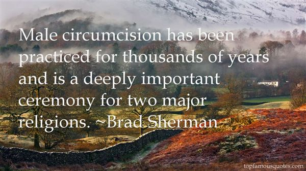 Quotes About Circumcision