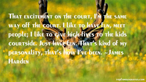 Quotes About Court