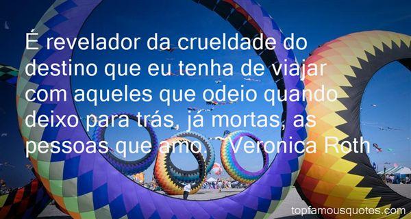 Quotes About Crueldad