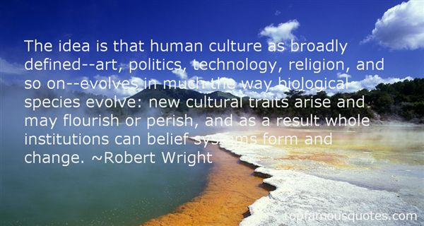 Quotes About Cultural Institutions