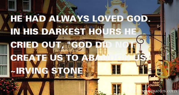 Quotes About Darkest Hour