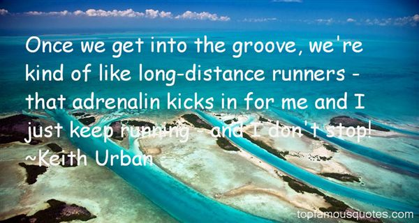 Quotes About Distance Running