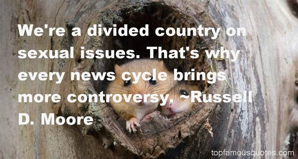 Quotes About Divided Country