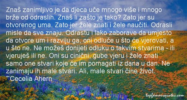 Quotes About Djeca