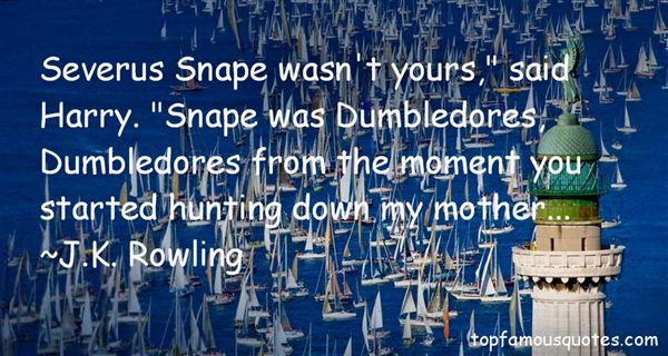 Quotes About Dumbledores