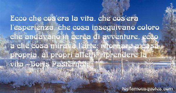 Quotes About Esperienza