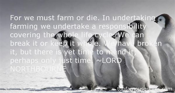 Quotes About Farm Life