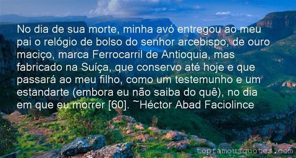 Quotes About Ferro