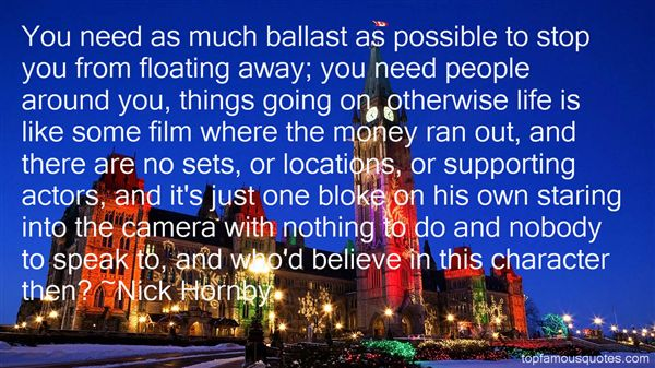 Quotes About Film Locations