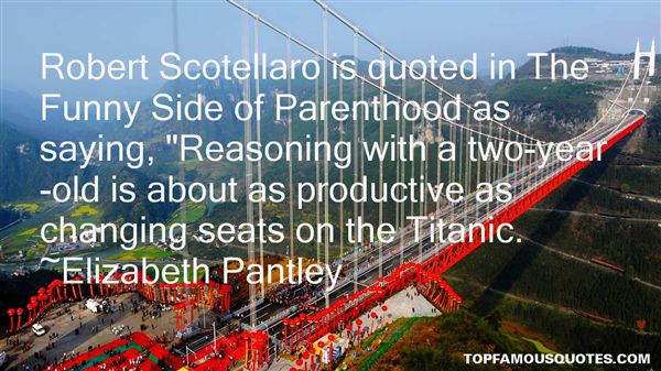 Quotes About Funny Titanic