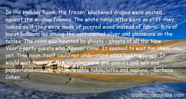 Quotes About Glassware
