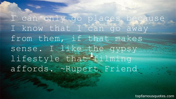 Gypsy Quotes About Life