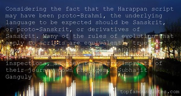 Quotes About Harappa