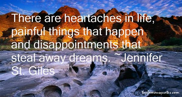 Quotes About Heartaches