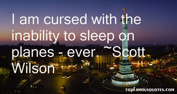 Quotes About Inability To Sleep
