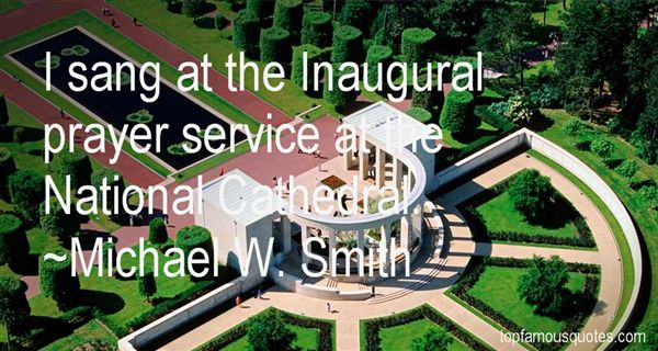 Quotes About Inaugural