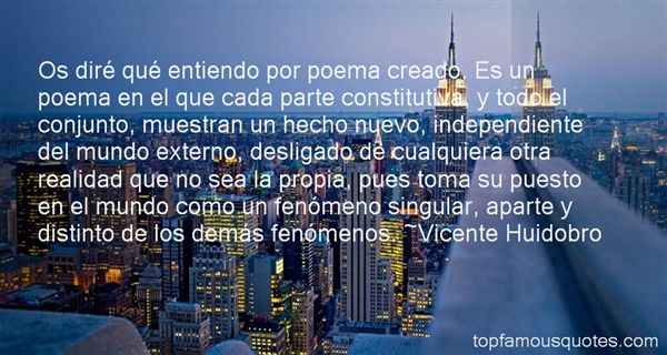 Quotes About Independiente