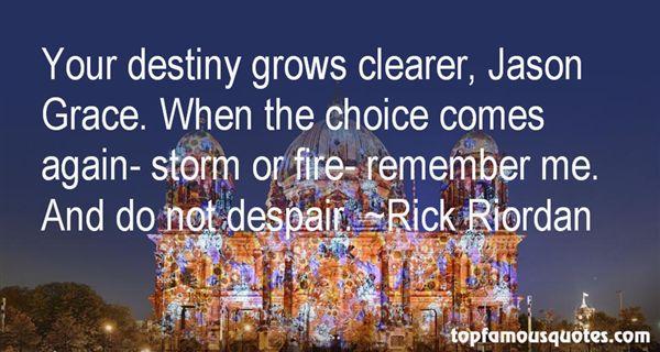 Jason Grace Quotes: best 8 famous quotes about Jason Grace  Jason Grace Quo...