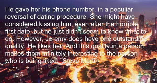 Quotes About Jeremy