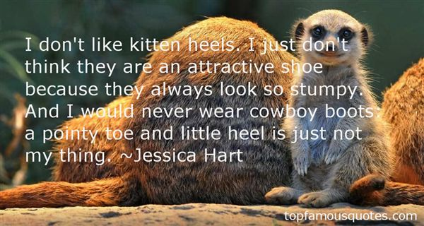 Quotes About Kitten Heels