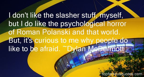 Quotes About Lasher