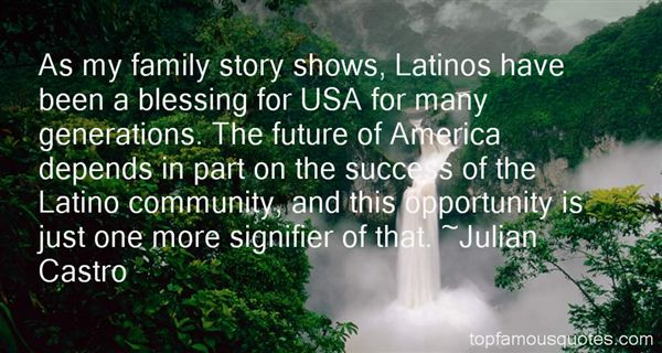 Quotes About Latino Success