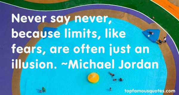 Quotes About Limits