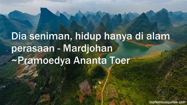 Quotes About Mardjohan