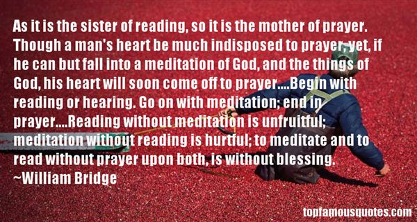 Quotes About Meditation And Prayer