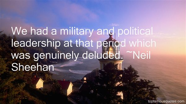 Quotes About Military Leadership