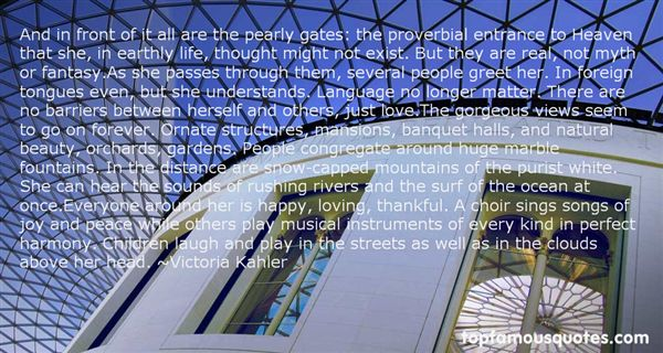 Quotes About Musical Harmony