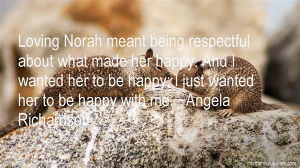 Quotes About Norah