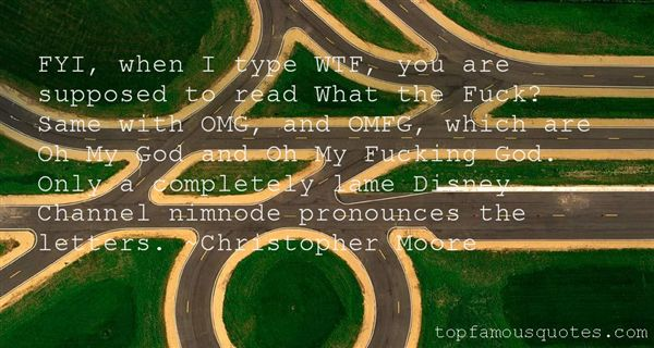 Quotes About Omfg
