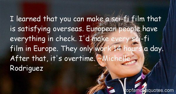 Quotes About Overtime