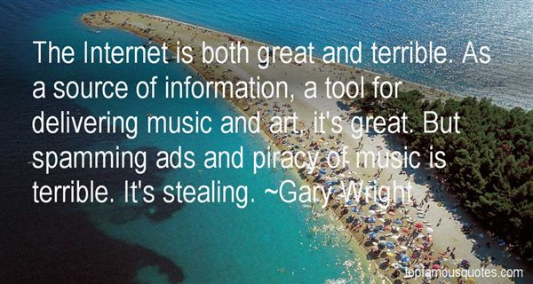 Quotes About Piracy
