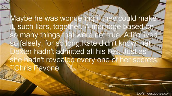 Quotes About Revealed Secrets
