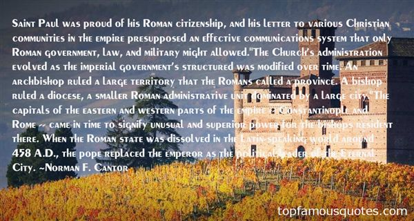 Quotes About Romans Empire