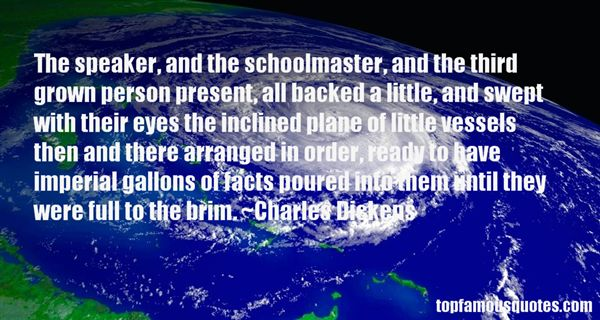 Quotes About Schoolmaster