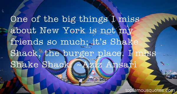 Quotes About Shake Shack