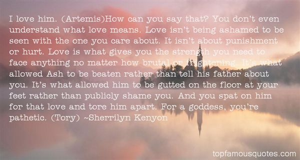 Quotes About Shame On You