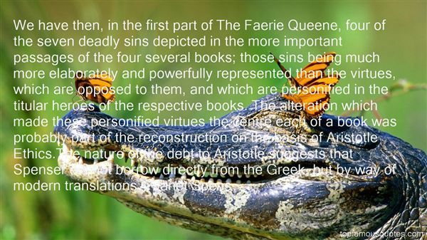Quotes About Sins And Virtues