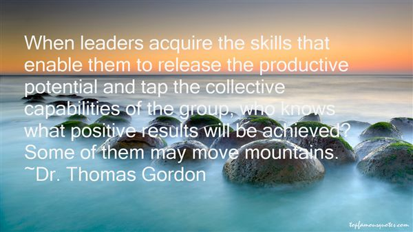 Quotes About Skills And Abilities