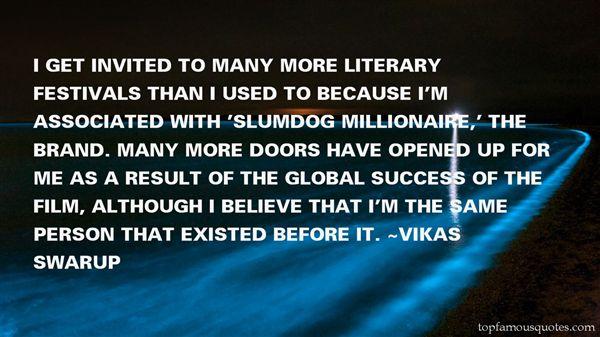 Quotes About Slumdog Millionaire