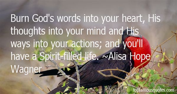 Quotes About Spirit Filled Life