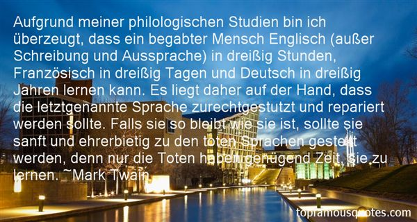 Quotes About Sprachen