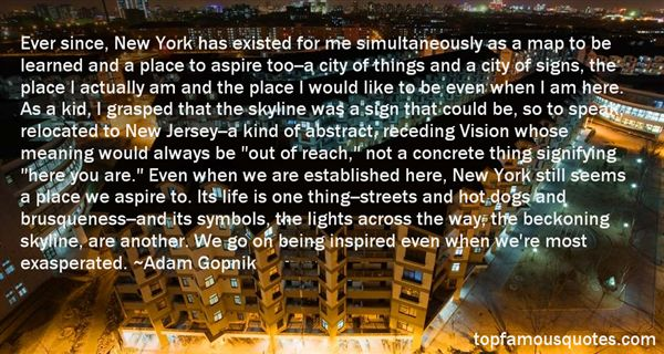 Quotes About Street Lights