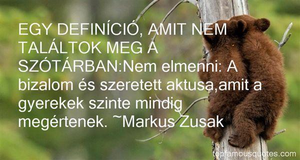 Quotes About Szeretet