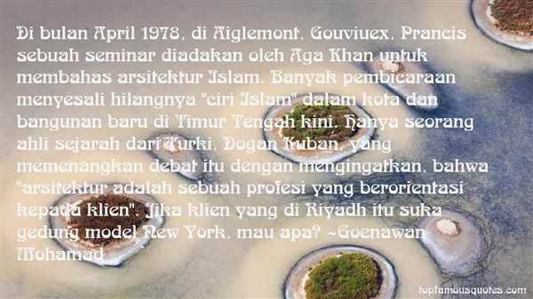 Quotes About Tengah