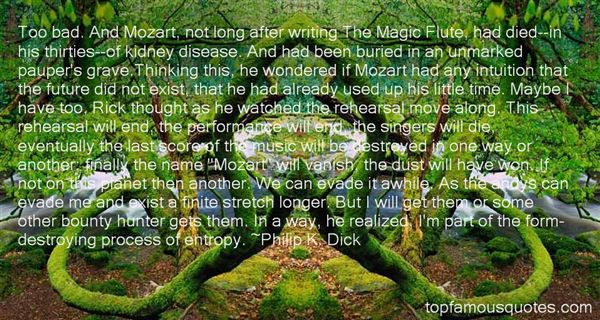 Quotes About The Magic Flute